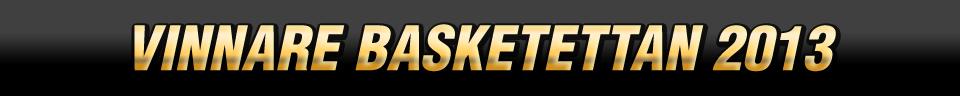 Header Image Vinnare Basketettan 2013